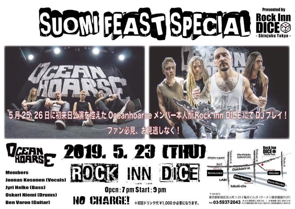 Suomi Fest Special Rock In Dice