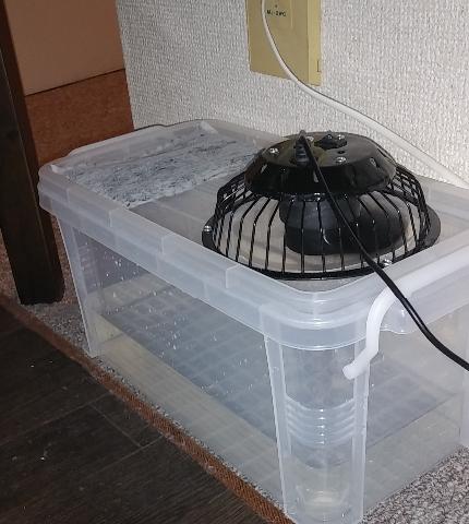 水式空気清浄機3