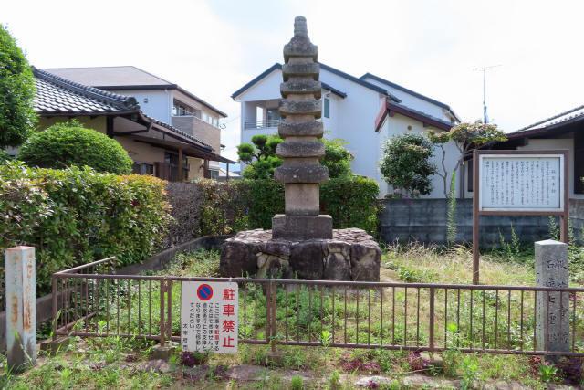 般若寺跡7