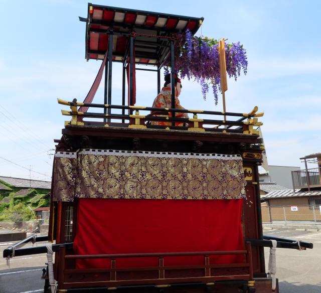 上鍋屋町の山車3