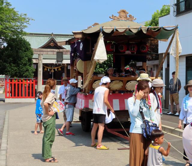 桐生祇園祭2