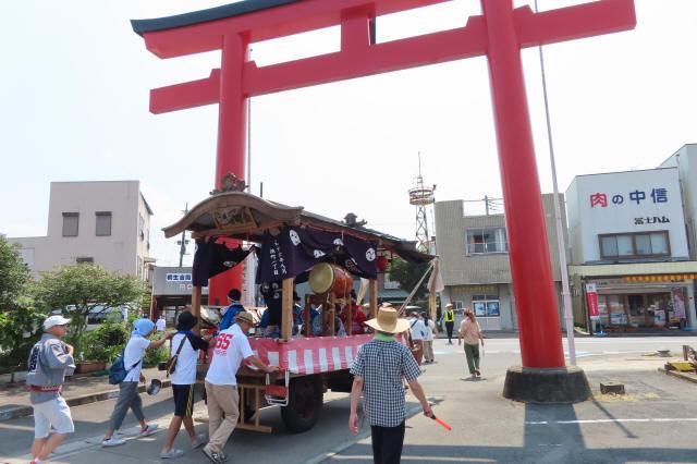 桐生祇園祭1