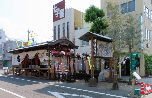 桐生祭・御旅所3