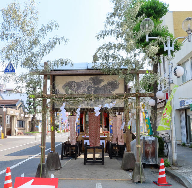 桐生祭・御旅所4