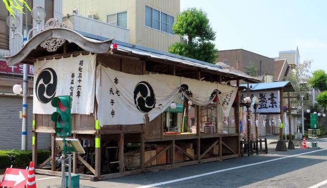 桐生祭・御旅所8