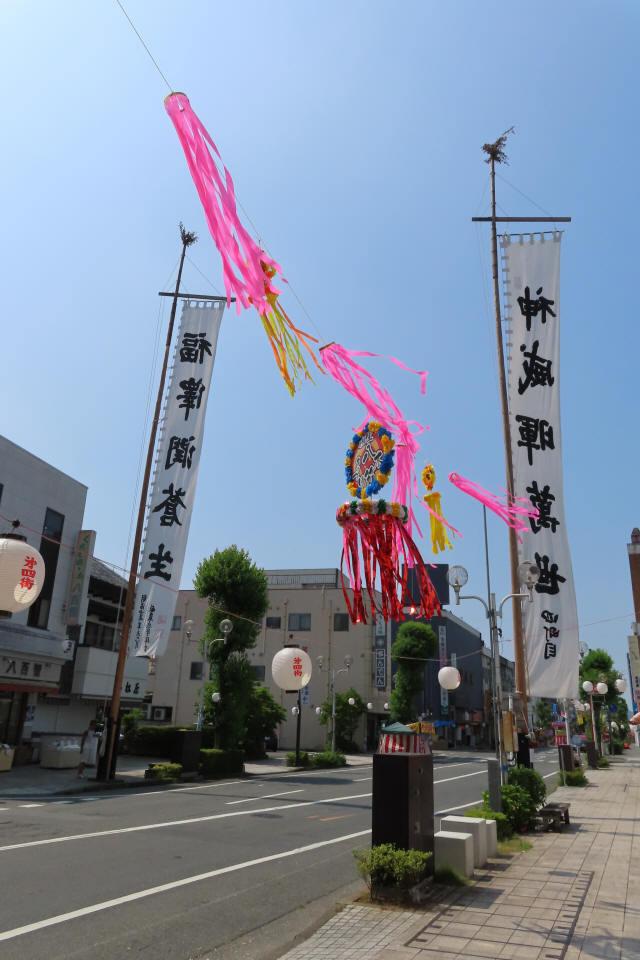 桐生祭・大旗2