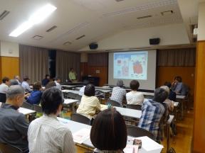 山口先生の講演