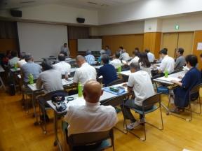上田会長から連絡会開催の意義が