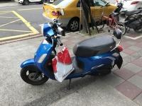 バイク台湾一周出発190428