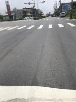 新竹あたりで天気よくなってきた190428