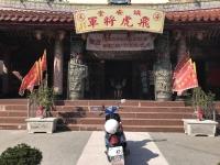飛虎将軍廟参拝190429