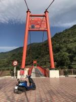 赤い吊り橋190430