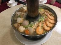 炭焼東北酸菜白肉鍋190511