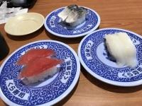 くら寿司でランチ190523