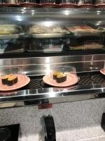 高鐵桃園の回転寿司で夕食190529