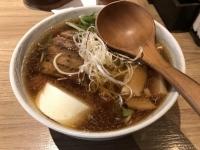 厚豚煮干醬油拉麵(厚切り叉焼煮干醤油ラーメン)190530