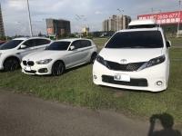 BMWとトヨタシエナ190608