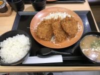 ヒレカツ定食190610