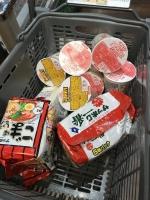 そごう地下のスーパーで日本製ラーメン購入190617