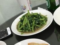 蝦醤空心菜190709