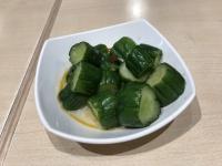 キュウリの小菜190710