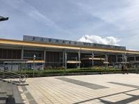 台北國際航空站(台北松山空港)190723