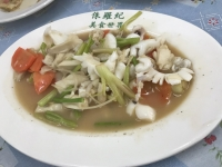 イカとセロリ炒め190724