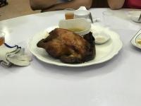 宜蘭名物罋缸雞(窯焼き鶏)190727