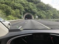 雪山トンネル入口190728
