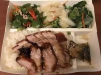 叉燒燒肉飯190804