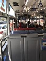 涼しいからバスで190805