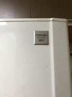 TOSHIBA冷蔵庫GR-H40TB190808