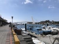 漁人碼頭の情人橋190822