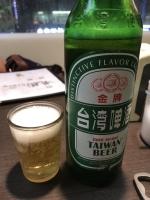 台湾金牌ビール190822