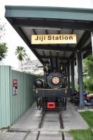 機関車展示はなぜか英語190724