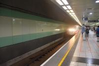 23:25の新幹線で190814