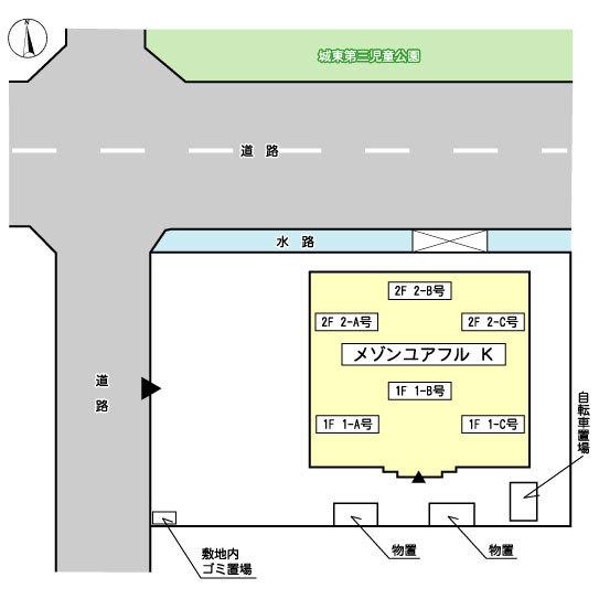 建物配置図(予定)