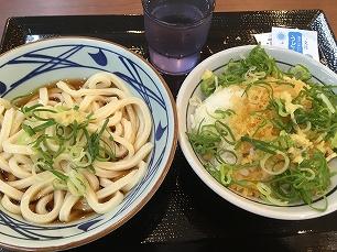 190703丸亀製麺@ランチ