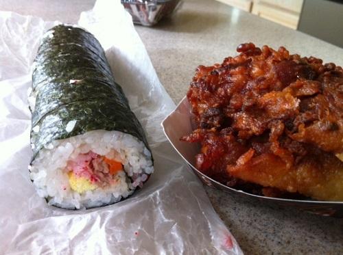 寿司チキン