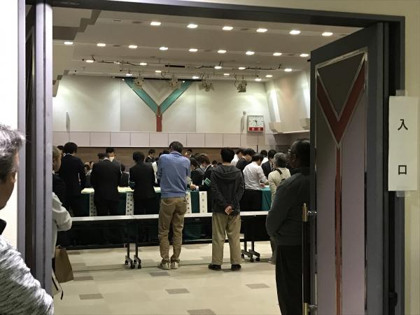 190421-中津川市議選選挙会