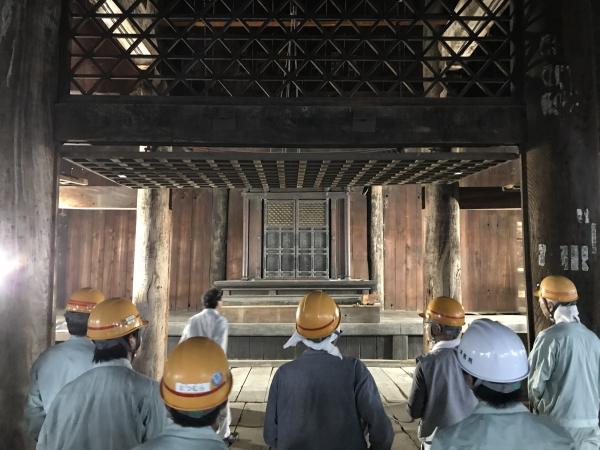 190629-願興寺内部