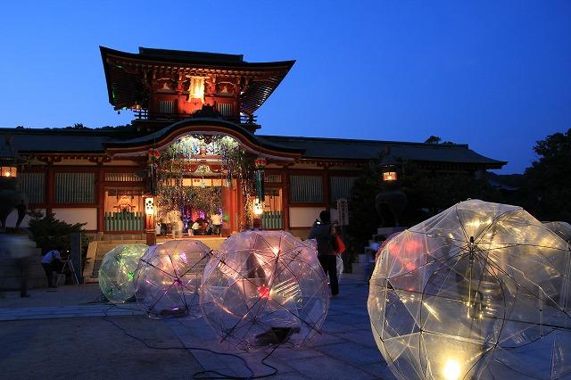 s-防府天満宮の七夕祭り(その1)