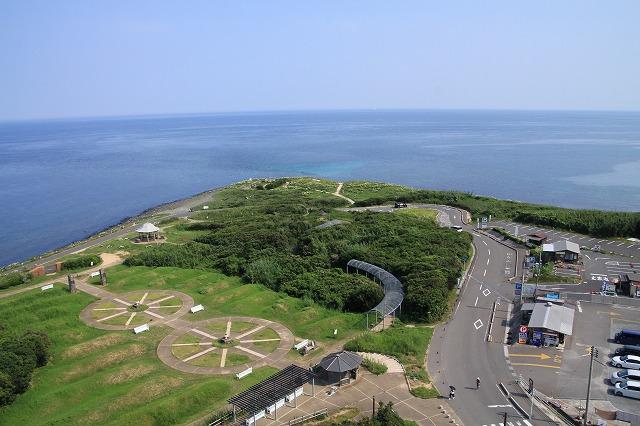 s-灯台展望台からの風景