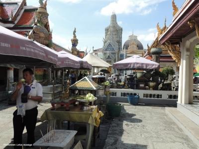 Wat Phra Kaew (Grand Palace),Bangkok,Thailand