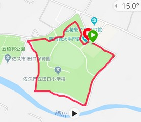s龍岡城五稜郭を歩く