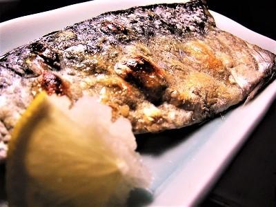 鯖塩麴焼き