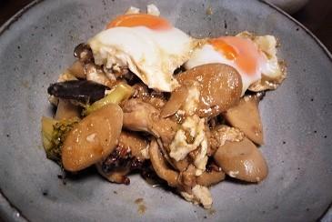 鶏照り焼き (1)