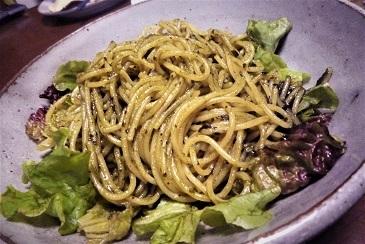ミドリのスパゲッティ