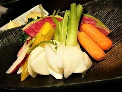 朝取れ野菜 (2)