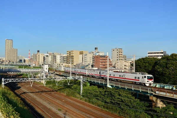 2018年8月25日 JR東日本横浜線 大口~東神奈川 E491系+マヤ50-5001